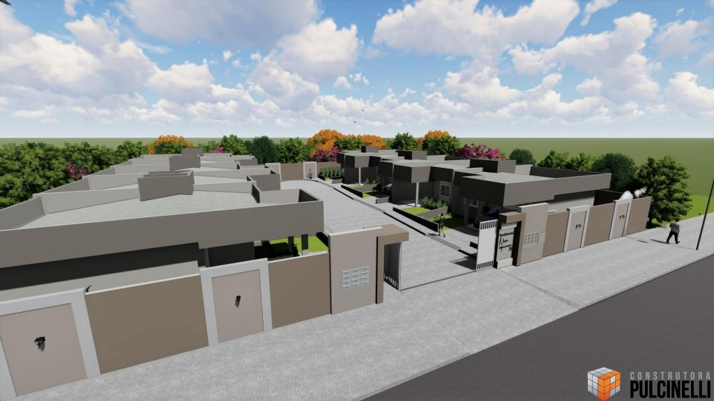 Construtora Pulcinelli: Residencial Nova Esperança
