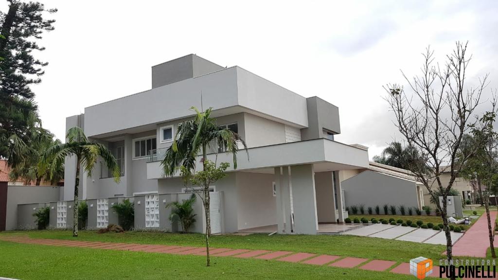 Construtora Pulcinelli: Solar das Palmeiras