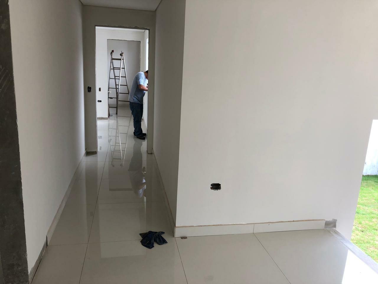 Fotos Estágio da obra: Acabamento Interno
