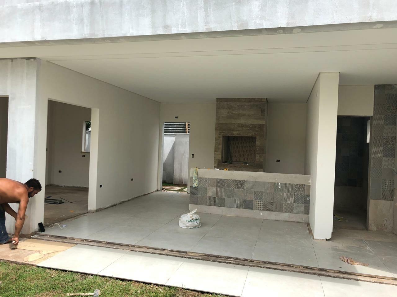 Fotos Estágio da obra: Acabamento Externo