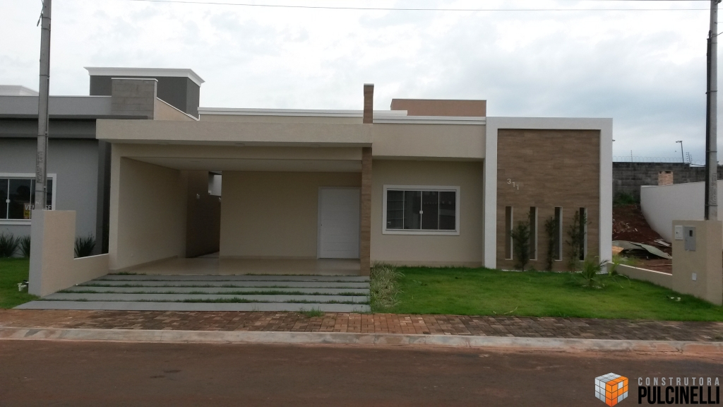 Construtora Pulcinelli: Vila A Park