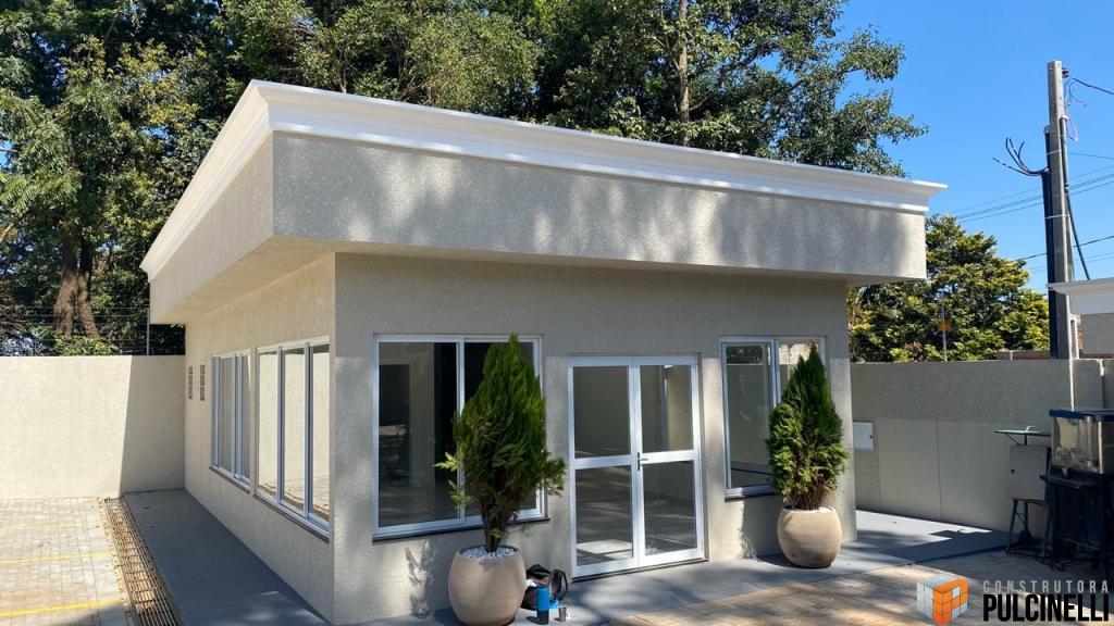 Construtora Pulcinelli: VALENCIA_ Edifício Residencial