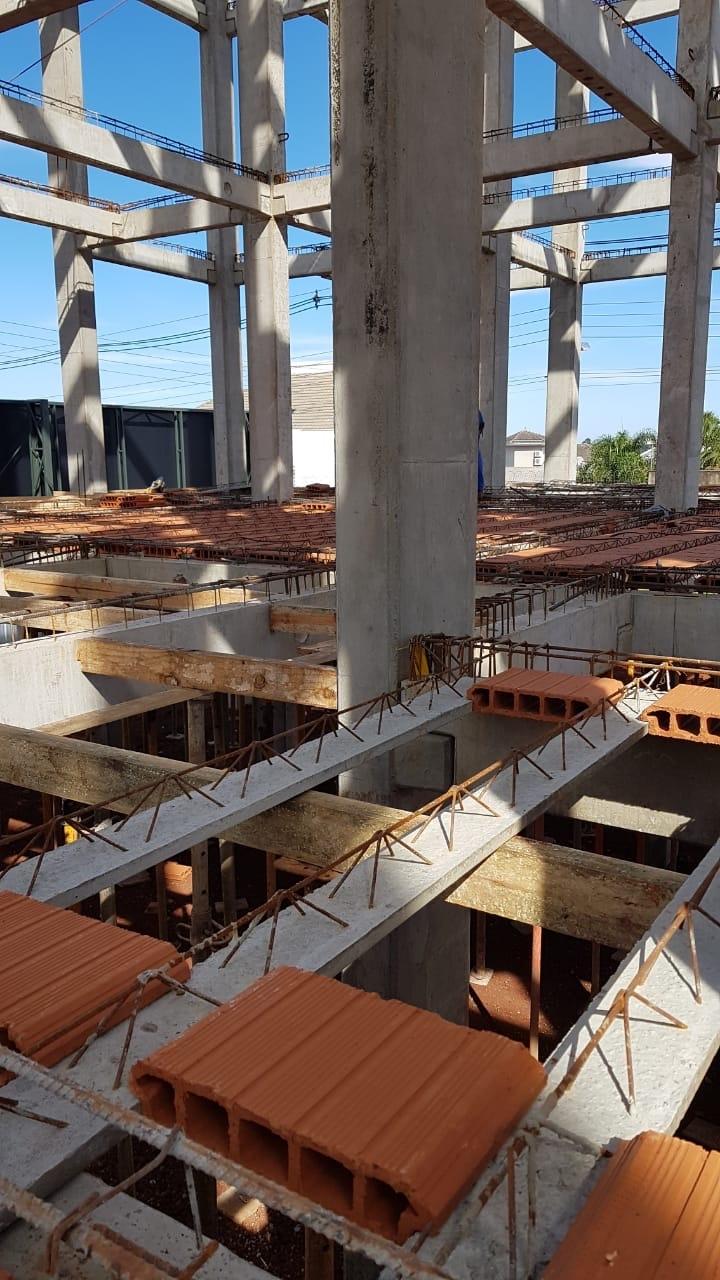 Fotos Estágio da obra: Estrutura