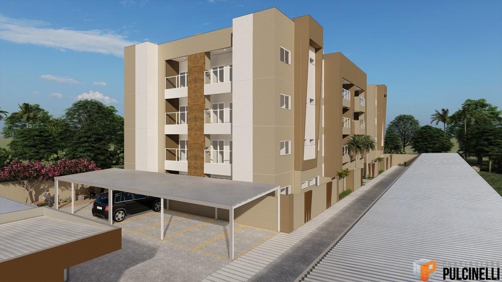 Construtora Pulcinelli: RAVENA   Edifício Residencial