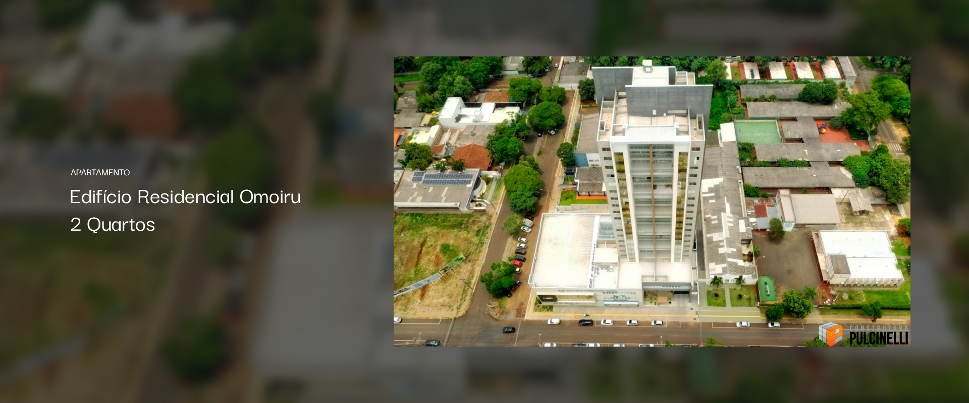 APARTAMENTO_ Edifício Residencial Omoiru...