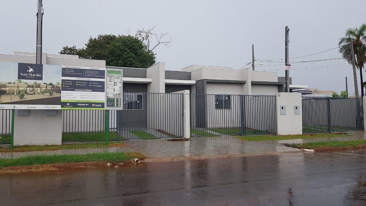 Residências San Martin são opção para quem quer trocar aluguel por casa própria