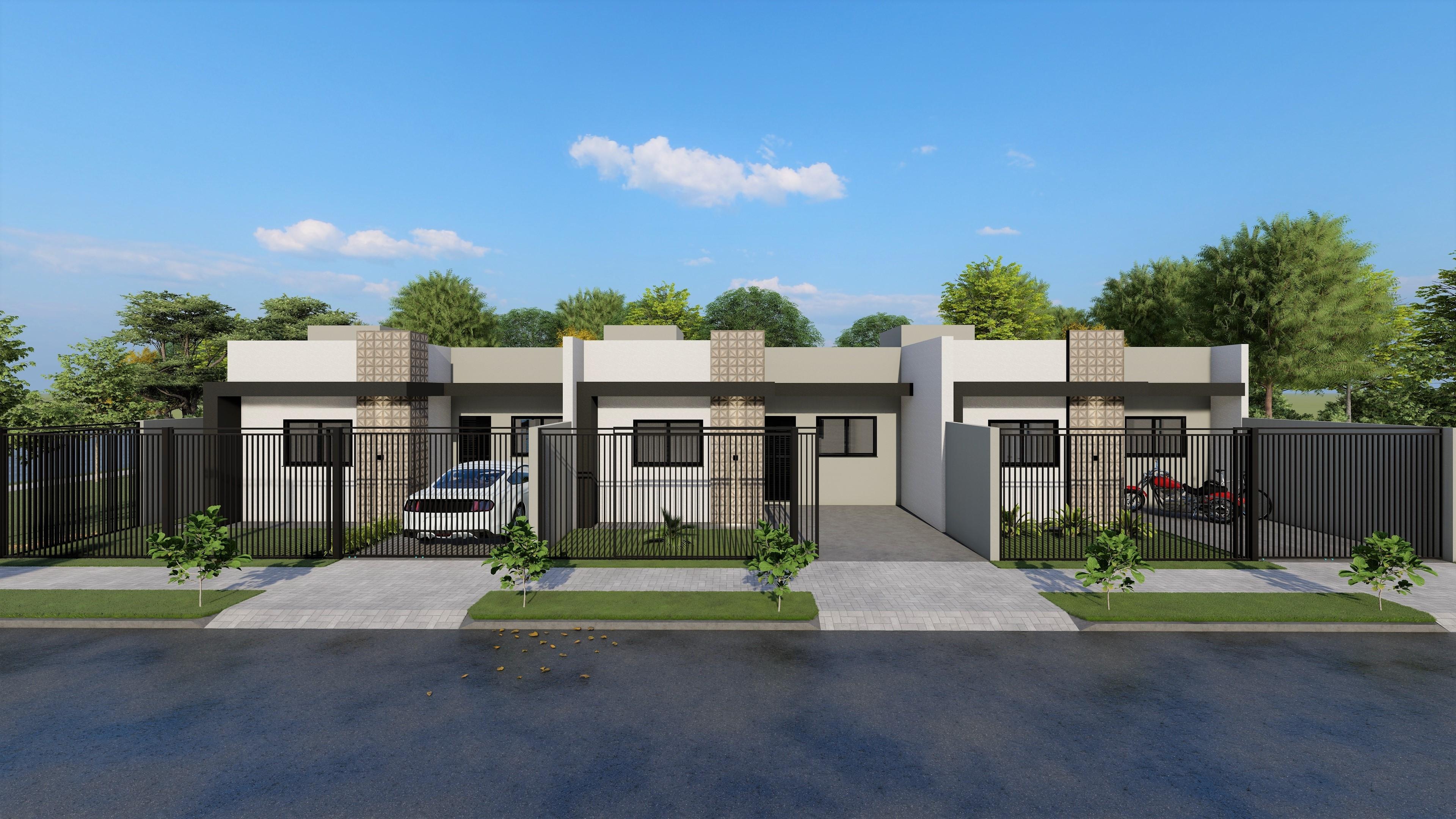 Residências no Jardim Princesa Daiana são os novos empreendimentos da Construtora Pulcinelli